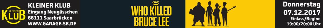 20171207 Who Killed Bruce Lee